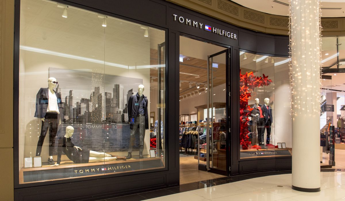 Tommy Hilfiger Berlin LP12 Mall of Berlin – PTH Group